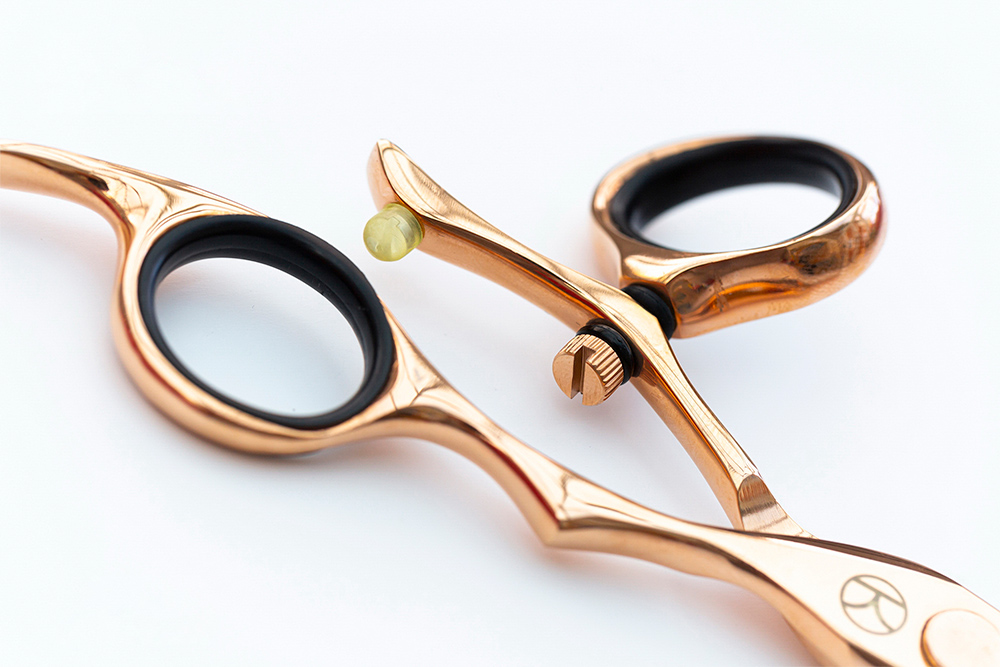 Midas Rose Gold Swivel Close Up 1